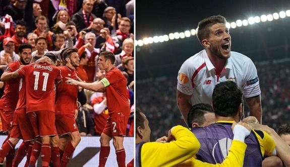 UEFA Avrupa Ligi finalistleri belli oldu
