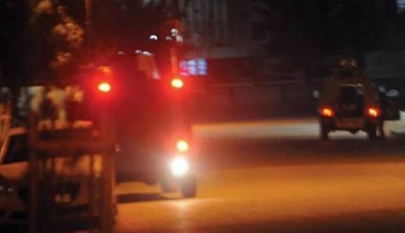 Van İpekyolu'nda polise 'roketli' pusu