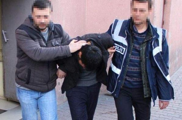 Van İpekyolu'nda bir teröris yakalandı
