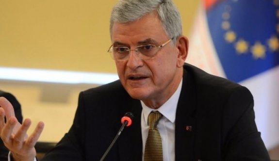 Volkan Bozkır'dan vize muafiyeti açıklaması