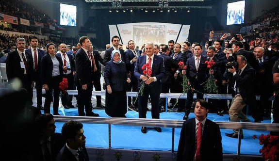 Yıldırım: Erdoğan'ın yolu yolumuzdur