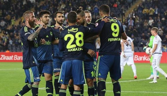 Ziraat Kupası'nda finalistler Galatasaray ve Fenerbahçe