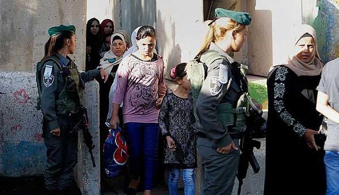 45 yaş altı Müslüman erkeklere Kudüs yasağı