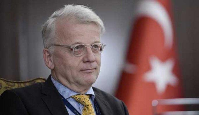 AB Türkiye büyükelçisi istifa etti