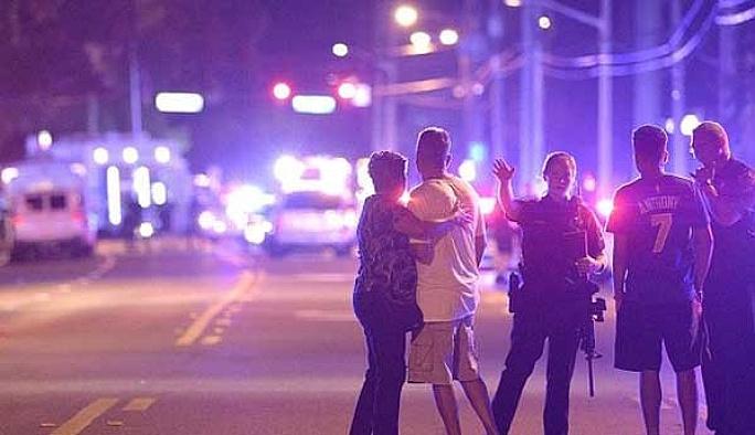 Gece kulübü saldırısında ölü sayısı 50'ye yükseldi