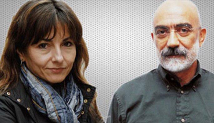 Ahmet Altan ve Yasemin Çongar 'kumpas' sanığı