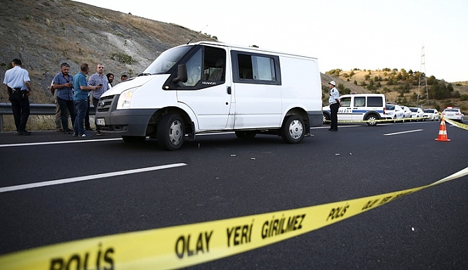 Ankara'da yolcu otobüsüne saldırı: 4 yaralı