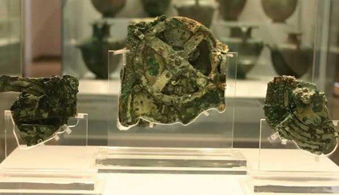 Antik Yunan'da bilgisayar kullanılmış
