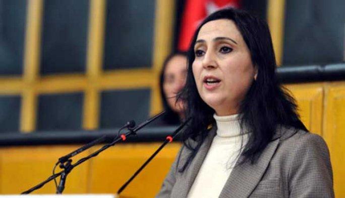 Figen Yüksekdağ'ın eşi gözaltında