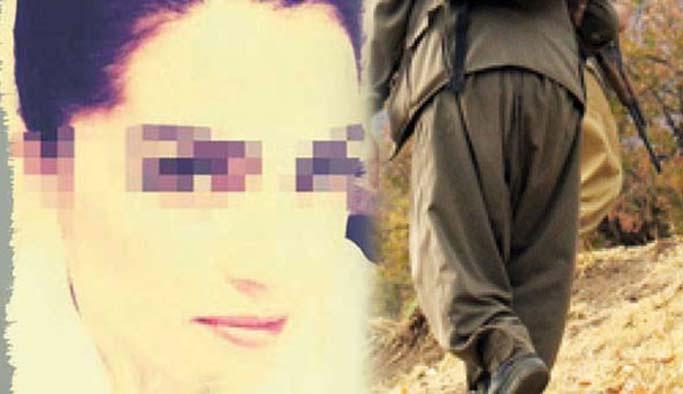 'Babam beni PKK'ya verecek' diyerek polise sığındı