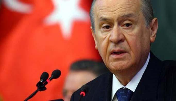 Devlet Bahçeli'den hükümete 'Suriyeli' tepkisi