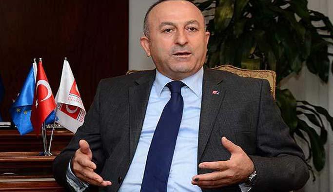 Bakan Çavuşoğlu açıkladı: Almanlara izin verilmedi