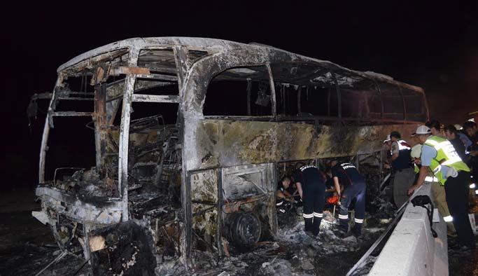 Balıkesir-İzmir yolunda kaza: Ölü ve yaralılar var