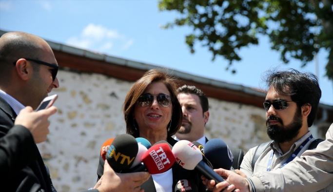 Başbakan Yıldırım'ın TÜSİAD heyetini kabulü