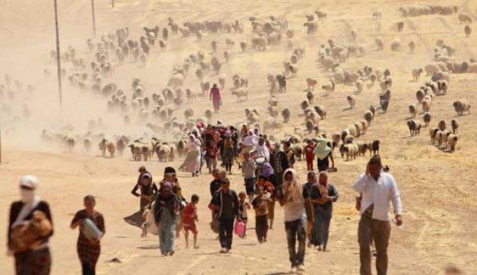Kanada, Yezidiler için Irak'a ekip gönderiyor