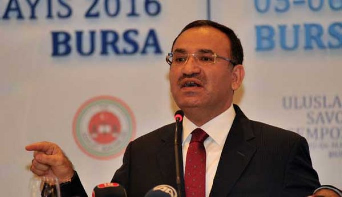 Bozdağ'dan HDP'lilere 'ifadeye gidin' tavsiyesi