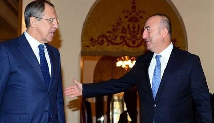 Çavuşoğlu ile Lavrov Soçi'de görüşecek