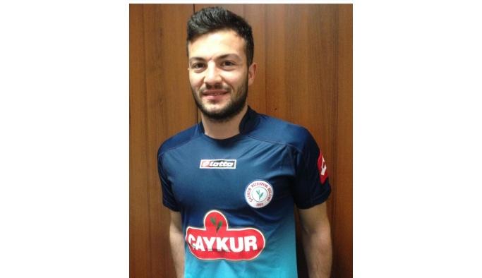 Çaykur Rizespor, Özgür Çek ile anlaştı