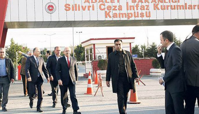 CHP bu yıl 81 teröristi ziyaret etti
