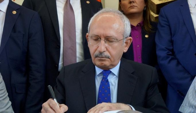 CHP Genel Başkanı Kılıçdaroğlu, Edirne'de