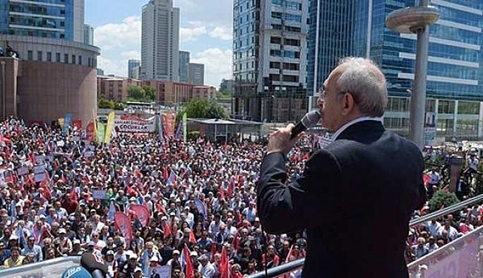 CHP teşkilatlarından Kılıçdaroğlu'na destek bildirisi