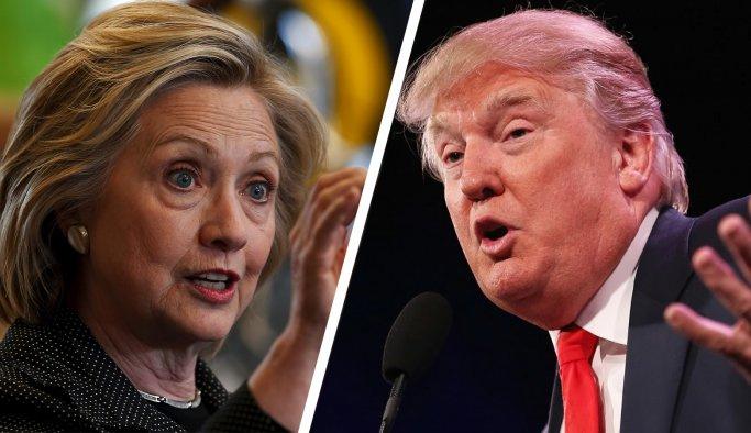 Clinton'dan Trump'a nefreti körükleme suçlaması
