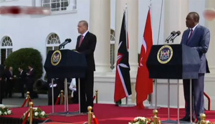 Erdoğan: Tasarı ilişkileri etkileyecektir