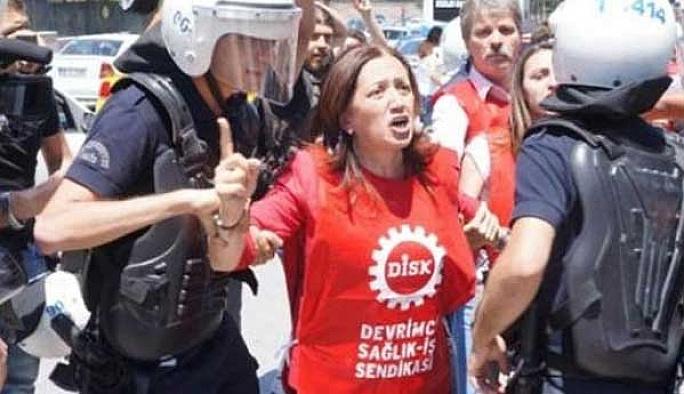 DİSK Genel Sekreteri Çerkezoğlu'na gözaltı