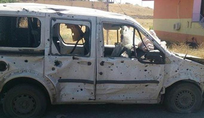 Diyarbakır Dicle'de bombalı saldırı