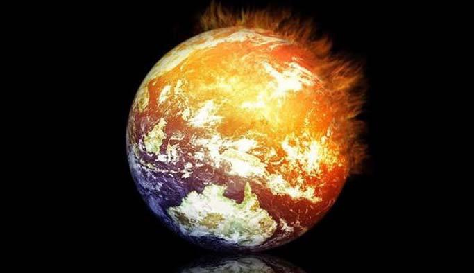 Dünya sıcaklık rekorunu bir kez daha kırdı
