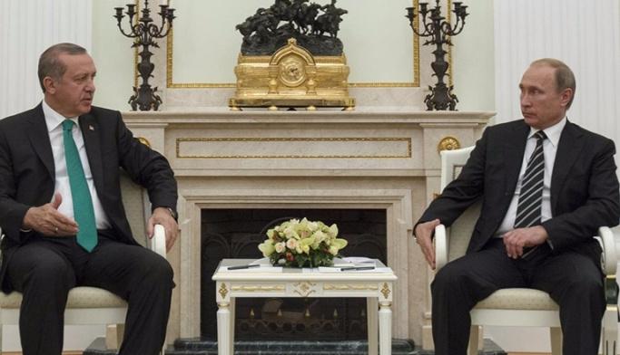 Erdoğan'dan Putin'e ikinci mektup