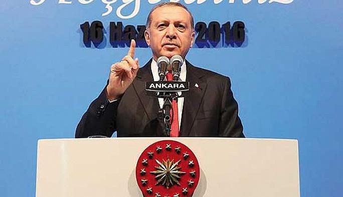 Erdoğan: Belediyeler PKK'dan kurtarılacak