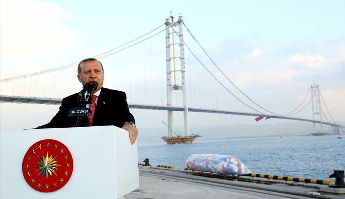 Erdoğan: Bugün terörü ülkemize gönderenler...
