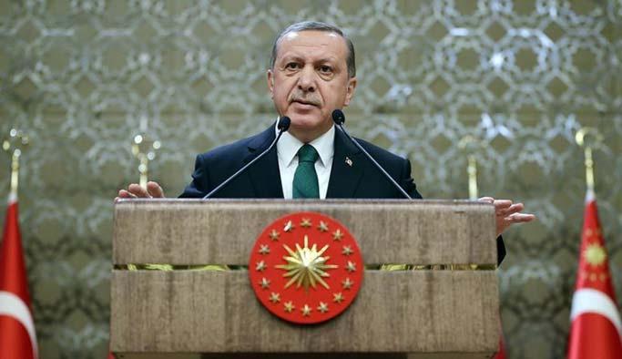 Erdoğan: Bunlar onların iyi günleri