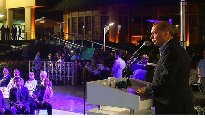 Erdoğan: Dünya bu adaletsizliği kaldıramaz