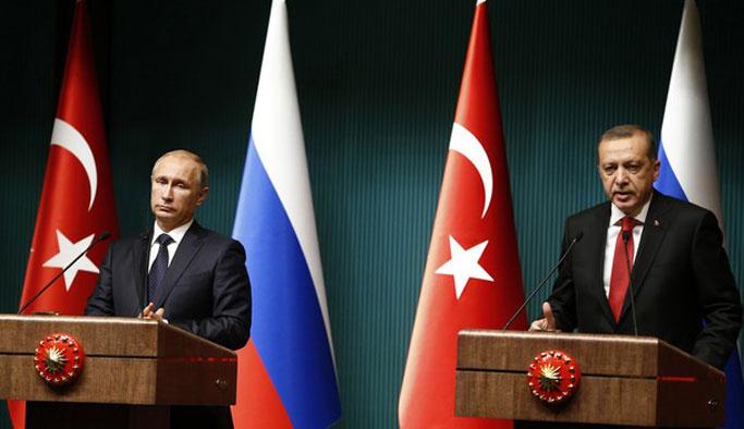 Erdoğan ile Putin'den 'çok olumlu' görüşme