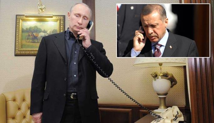 Erdoğan ile Putin görüşecek