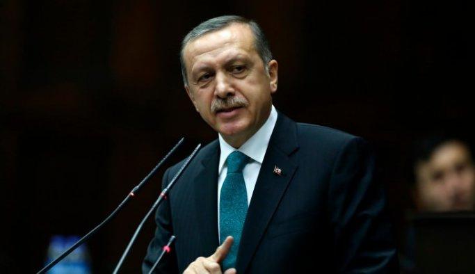 Erdoğan TİM Genel Kurulu'nda konuştu