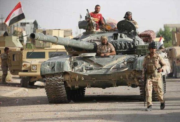 Enbar'da bir bölge daha DAEŞ'ten alındı