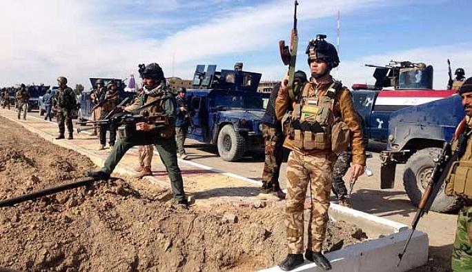 Irak ordusu Felluce'de 14 askerini kaybetti