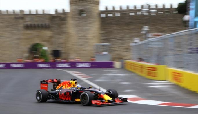 Formula 1 Azerbaycan Grand Prix'si