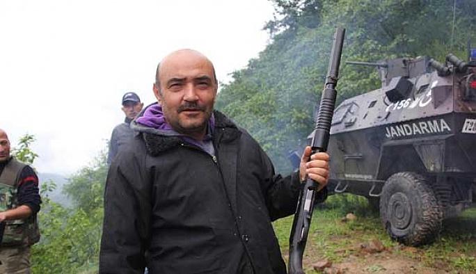 Giresun'da bir terörist öldürüldü