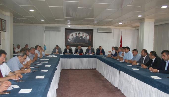 GMİS Genişletilmiş Başkanlar Kurulu toplantısı