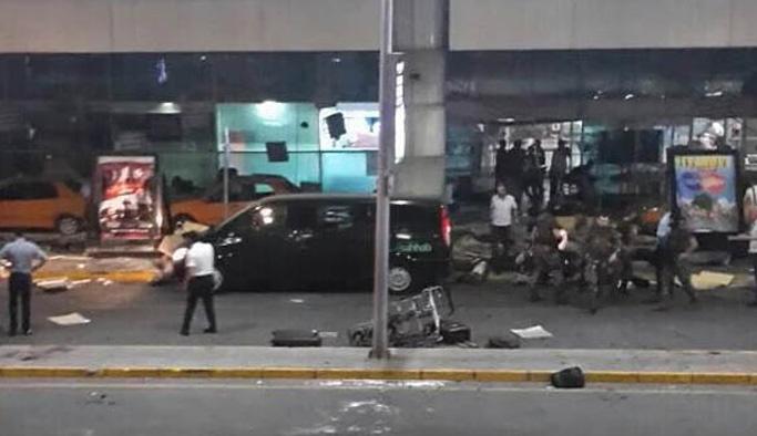 Görgü tanığı: Otoparkta çatışma, girişte patlama