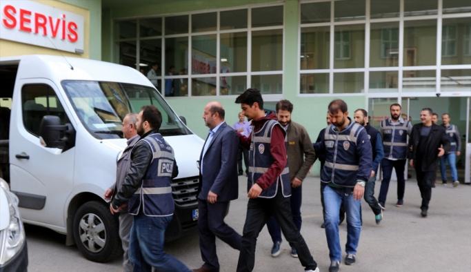 GÜNCELLEME - Erzurum merkezli FETÖ/PDY operasyonu: 6 tutuklama