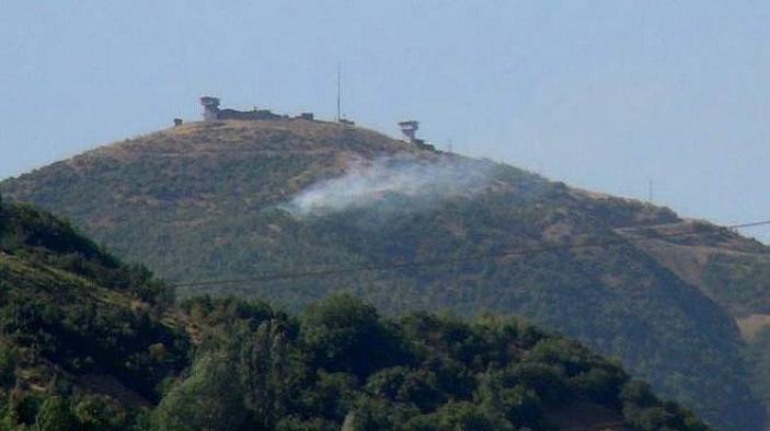Hakkarı Şemdinli'de saldırı