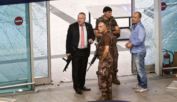 Havalimanı saldırısının detayları netleşti