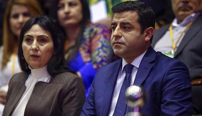 HDP'lilerin fezlekeleri Diyarbakır'a  gönderildi