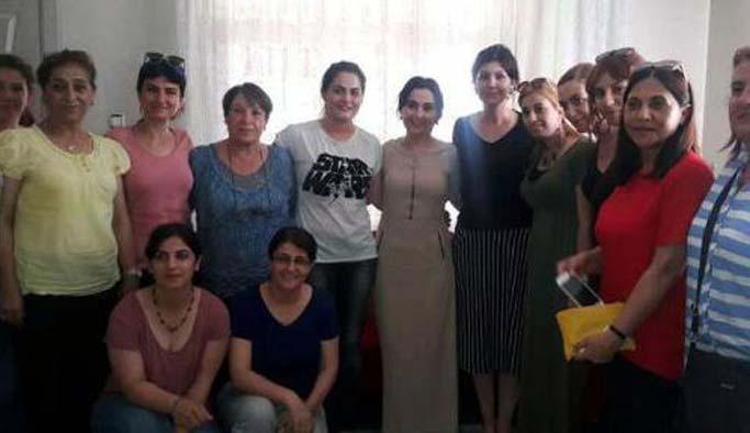 HDP'nin ziyareti ailenin başına dert açtı