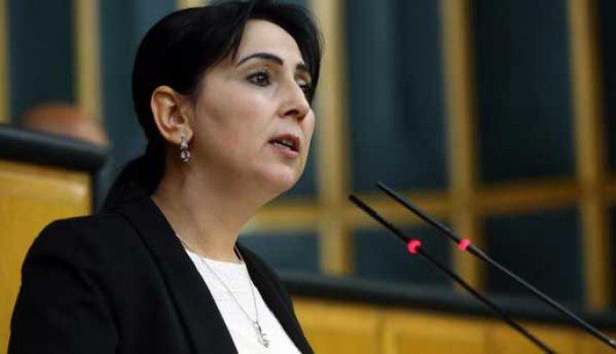 HDP: Yüksekdağ'ın evi de basıldı